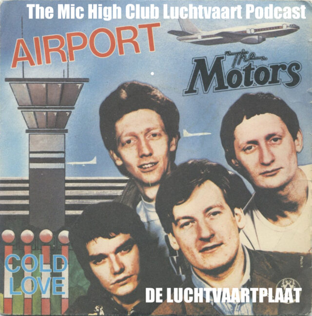 De Luchtvaartplaat playlist van The Mic High Club Luchtvaart Podcast